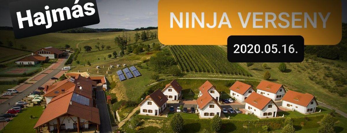 Ninja Verseny Zselicvölgy Szabadidőfarm, Hajmás