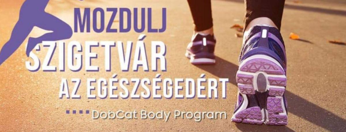 Mozdulj Szigetvár az egészségedért